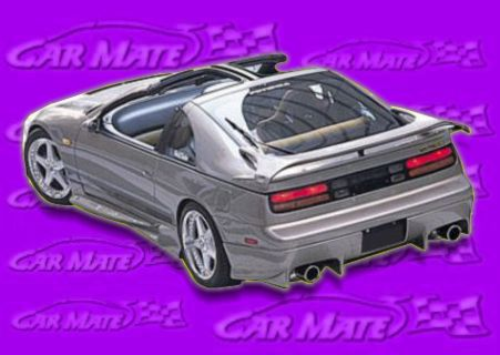 carmate nissan 300zx 1990 1999 z32 2 seater vs style. Black Bedroom Furniture Sets. Home Design Ideas