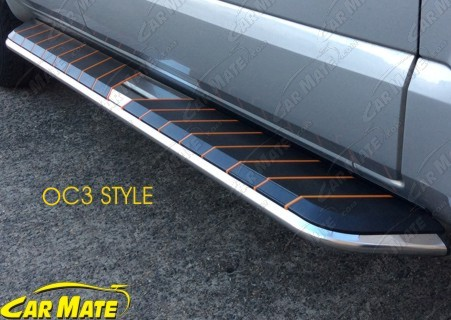 ford territory side steps fitting instructions