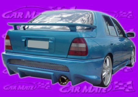 Carmate Nissan Pulsar 1992 1996 N14 Quot Sss Style Quot Rear Wing